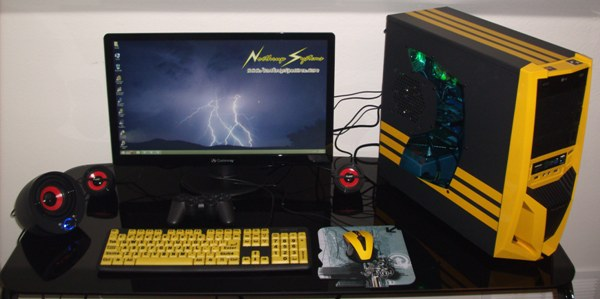 Northrup Systems custom gaming computer