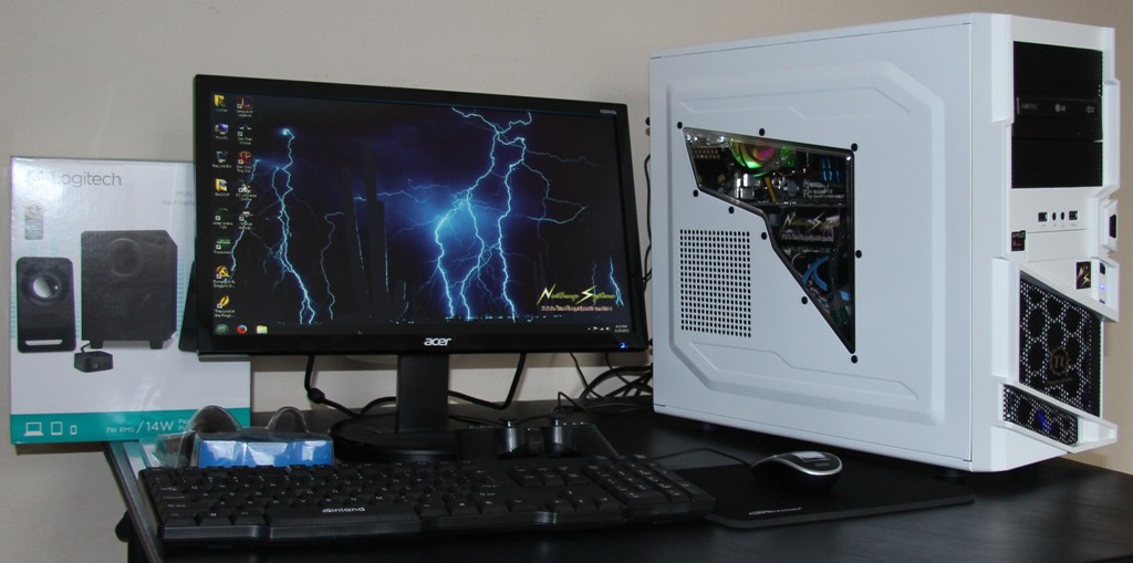 Northrup Systems custom gaming rig